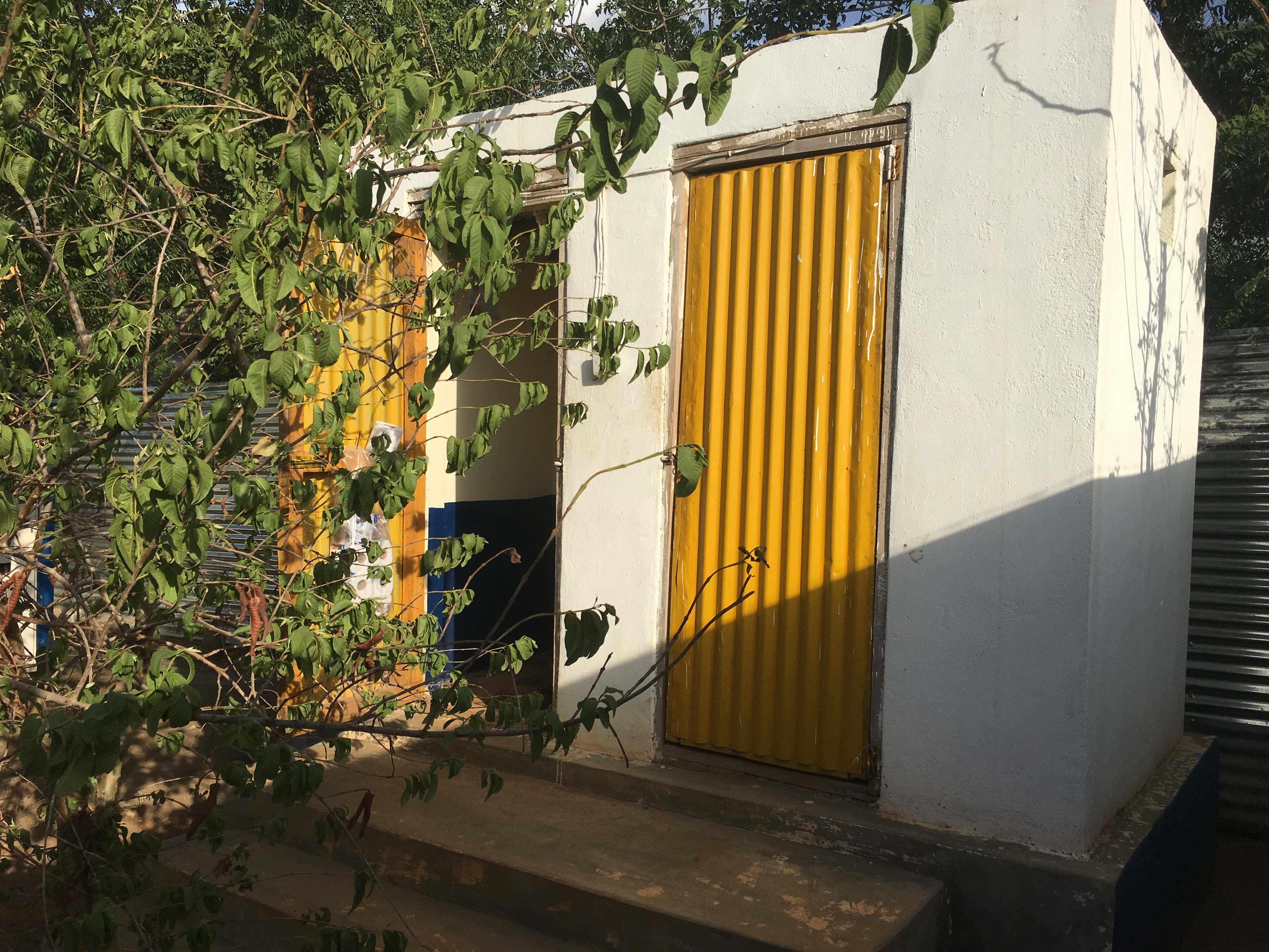Latrine Mishaps and Lessons Learnt
